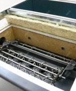Систем за чистење на изменувачот на топлина